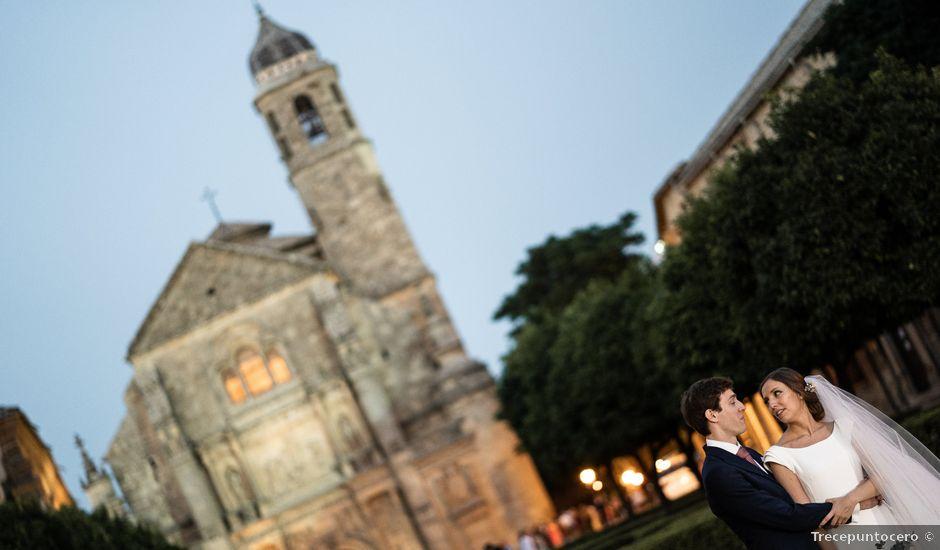 La boda de María y Jesús en Ubeda, Jaén