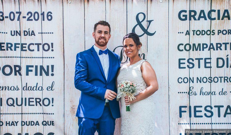 La boda de Jose y Noelia en El Molar, Madrid