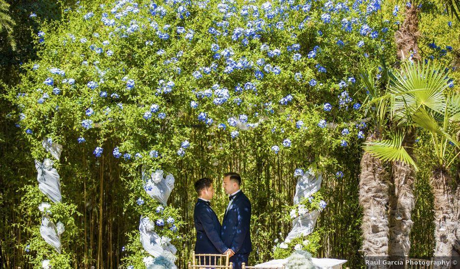 La boda de Emil y Eric en Argentona, Barcelona
