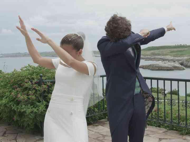 La boda de Irene y Giacomo