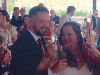 La boda de Carmen Cámara  y Manuel Saavedra  3