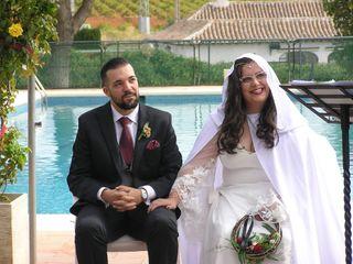 La boda de Carmen Cámara  y Manuel Saavedra