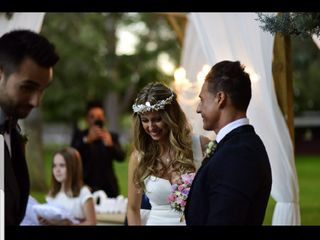 La boda de Marien y Teo
