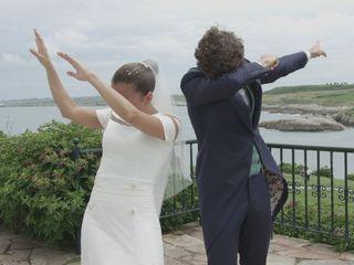 La boda de Irene y Giacomo 1