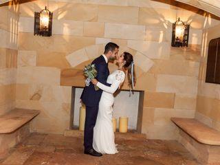La boda de Inés y Alberto