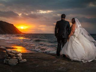 La boda de Tania y Gotzon