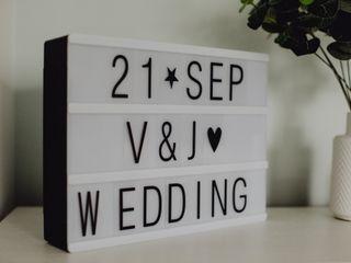 La boda de Vanessa y Jose 1