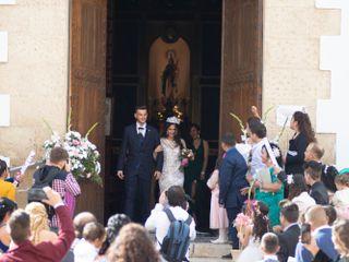 La boda de Alejandro y Saray