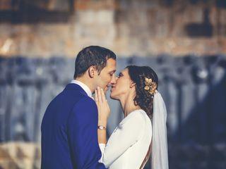 La boda de Miren y Dani