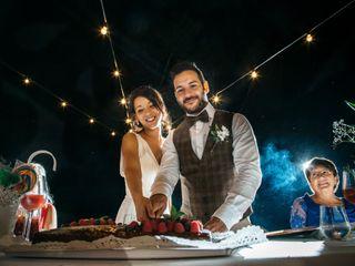 La boda de Isa y Edgar