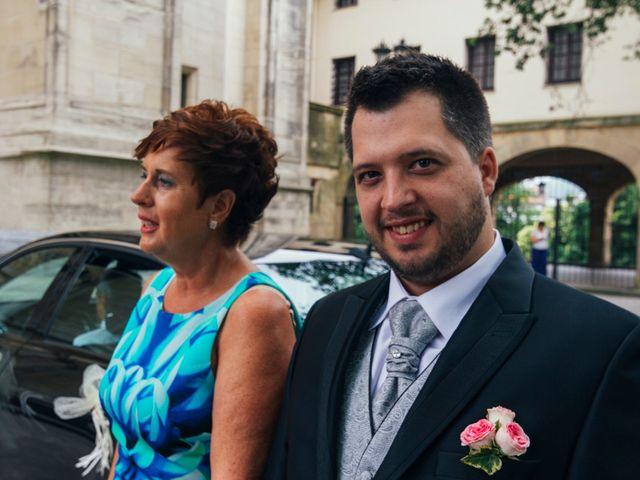 La boda de Gotzon y Tania en Loiu, Vizcaya 10