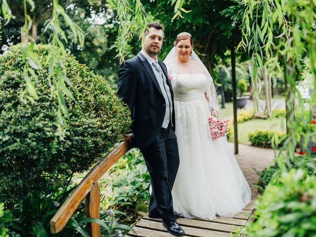 La boda de Gotzon y Tania en Loiu, Vizcaya 16