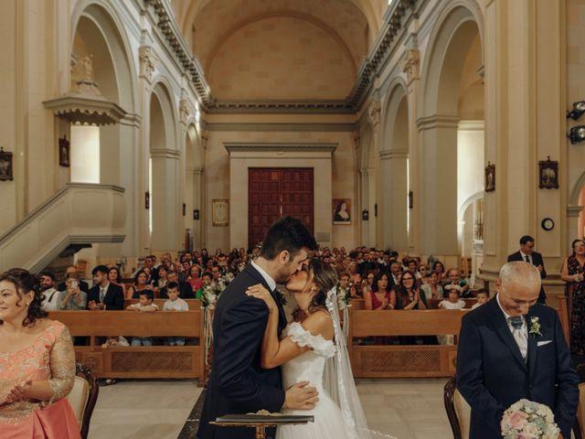 La boda de Fernando y Carmen en Alacant/alicante, Alicante 1