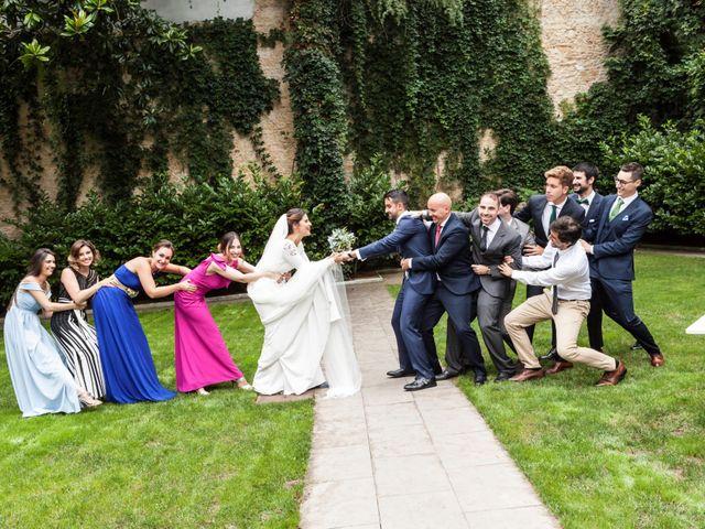 La boda de Alberto y Inés en Oviedo, Asturias 21