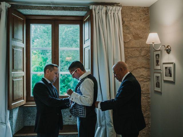 La boda de Isaac y Cris en Santiago De Compostela, A Coruña 10