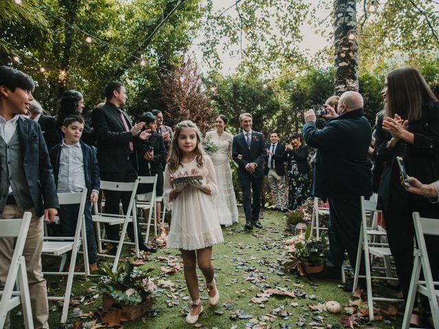 La boda de Isaac y Cris en Santiago De Compostela, A Coruña 30
