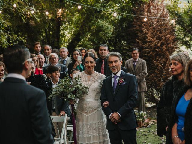 La boda de Isaac y Cris en Santiago De Compostela, A Coruña 32
