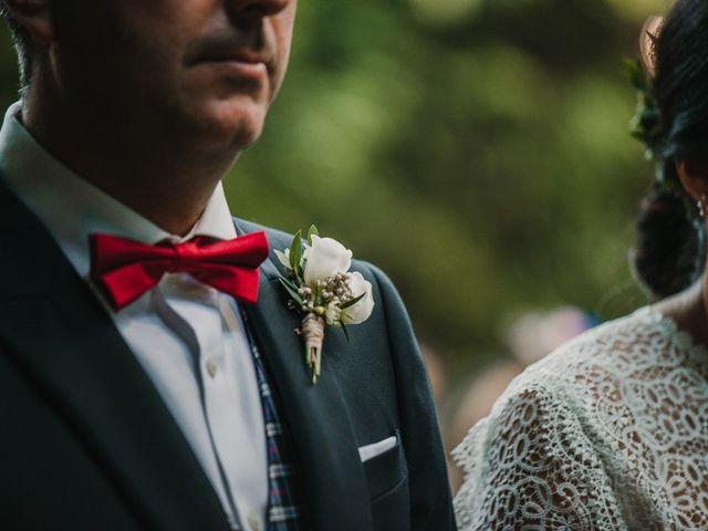 La boda de Isaac y Cris en Santiago De Compostela, A Coruña 47
