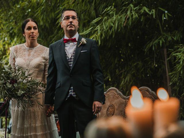 La boda de Isaac y Cris en Santiago De Compostela, A Coruña 57