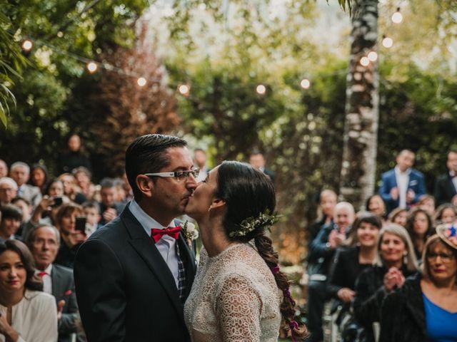 La boda de Cris y Isaac