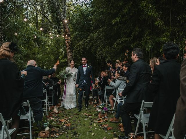La boda de Isaac y Cris en Santiago De Compostela, A Coruña 62