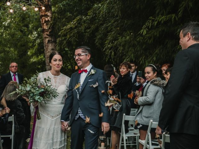La boda de Isaac y Cris en Santiago De Compostela, A Coruña 63