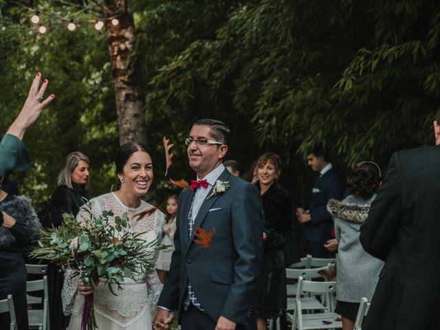 La boda de Isaac y Cris en Santiago De Compostela, A Coruña 65