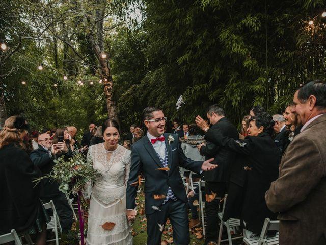 La boda de Isaac y Cris en Santiago De Compostela, A Coruña 66