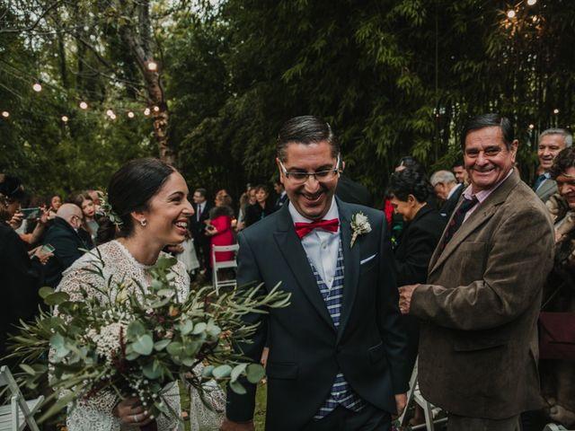 La boda de Isaac y Cris en Santiago De Compostela, A Coruña 67