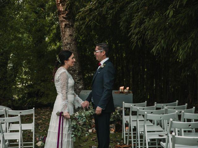 La boda de Isaac y Cris en Santiago De Compostela, A Coruña 71