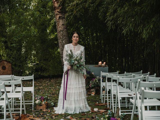 La boda de Isaac y Cris en Santiago De Compostela, A Coruña 73