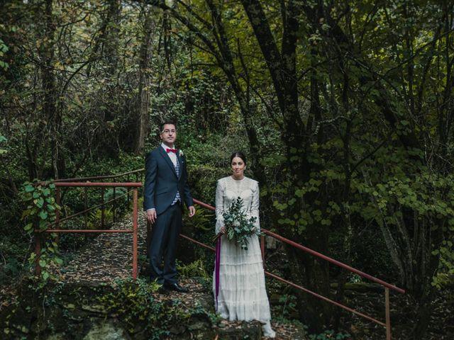 La boda de Isaac y Cris en Santiago De Compostela, A Coruña 78