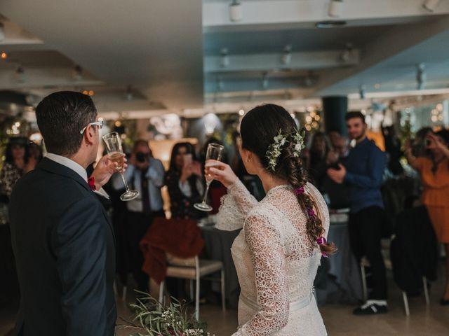 La boda de Isaac y Cris en Santiago De Compostela, A Coruña 98