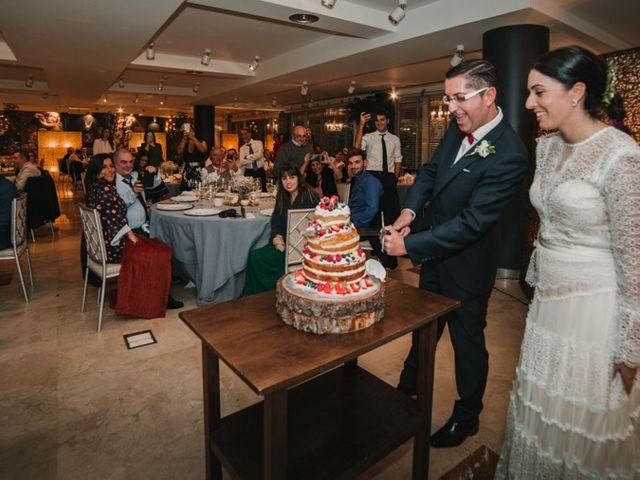 La boda de Isaac y Cris en Santiago De Compostela, A Coruña 106