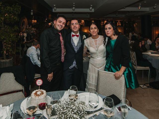 La boda de Isaac y Cris en Santiago De Compostela, A Coruña 107