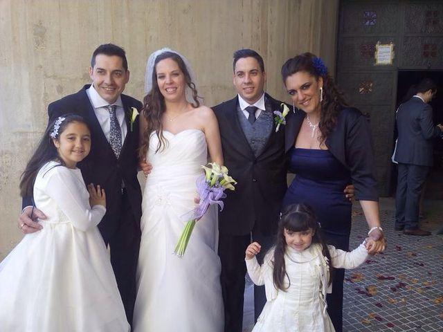 La boda de Jordi y Verónica  en Viladecans, Barcelona 3