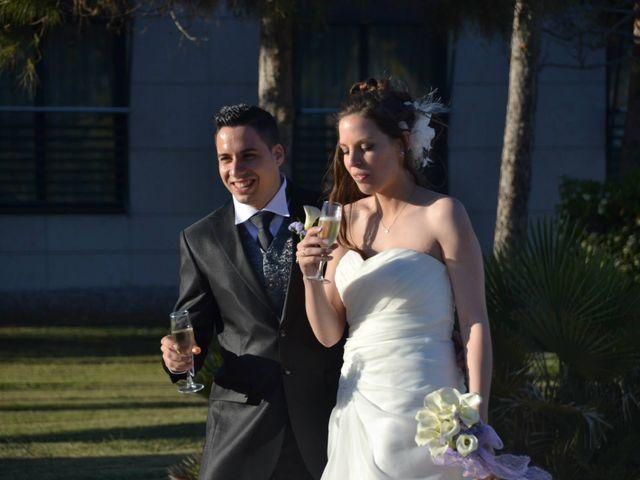 La boda de Jordi y Verónica  en Viladecans, Barcelona 7