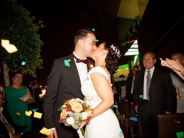 La boda de Valentín y Irene en Sevilla, Sevilla 41