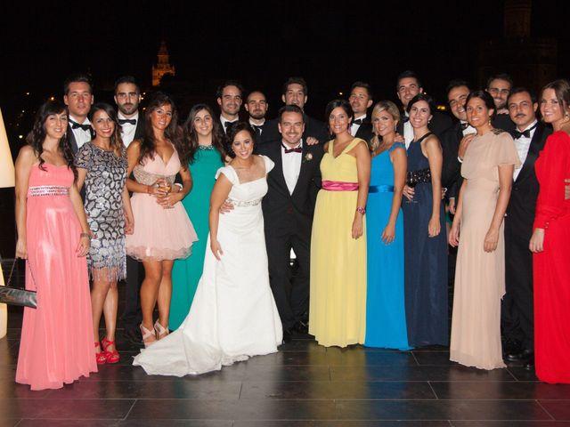 La boda de Valentín y Irene en Sevilla, Sevilla 50