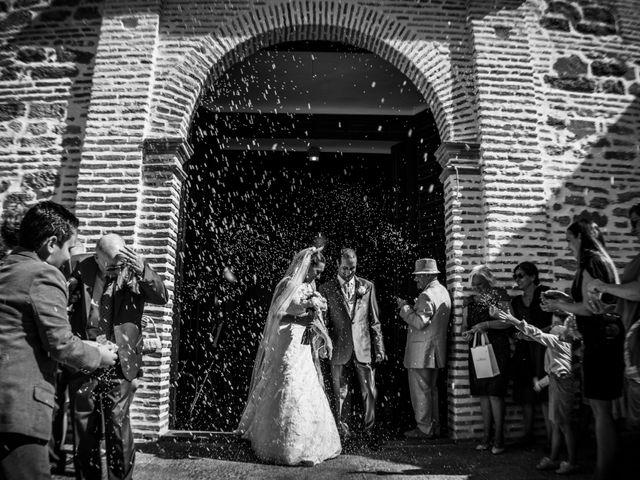 La boda de Mª Paz y Alberto