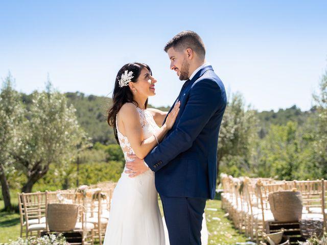 La boda de Yolanda y Víctor