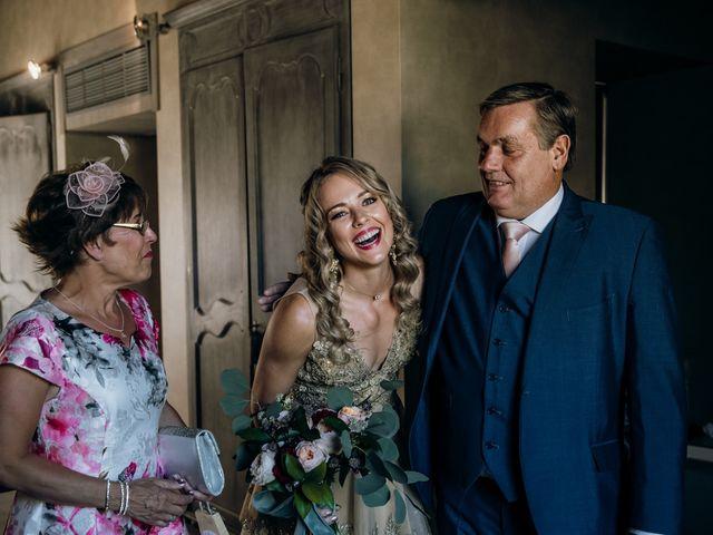 La boda de Tom y Nicola en Toledo, Toledo 26