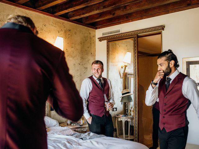 La boda de Tom y Nicola en Toledo, Toledo 46