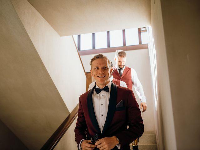 La boda de Tom y Nicola en Toledo, Toledo 48