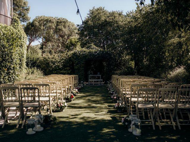 La boda de Tom y Nicola en Toledo, Toledo 52