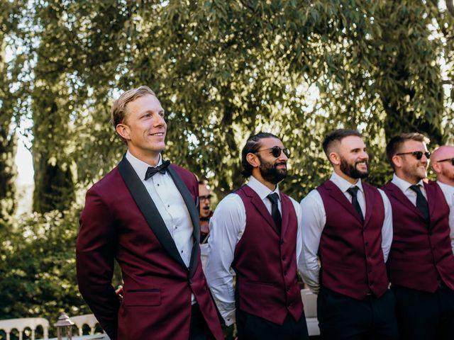 La boda de Tom y Nicola en Toledo, Toledo 53