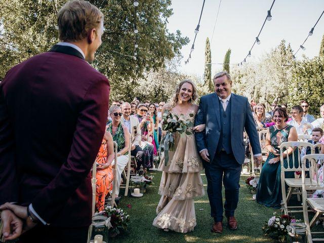 La boda de Tom y Nicola en Toledo, Toledo 55