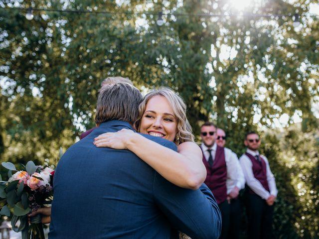 La boda de Tom y Nicola en Toledo, Toledo 56