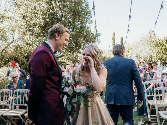 La boda de Tom y Nicola en Toledo, Toledo 57
