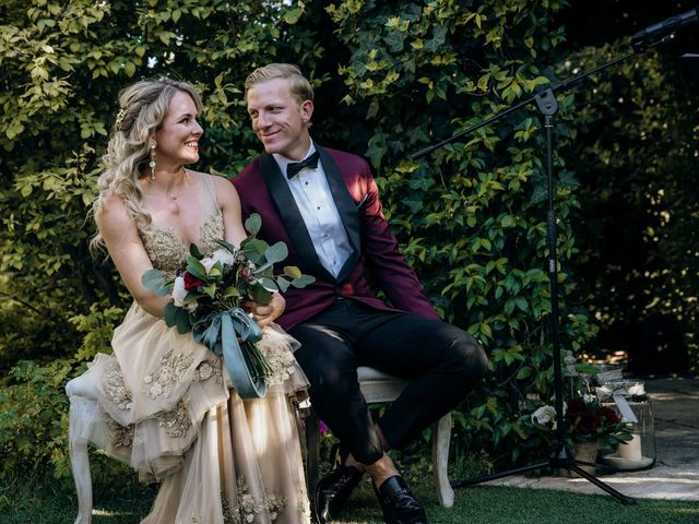 La boda de Tom y Nicola en Toledo, Toledo 61